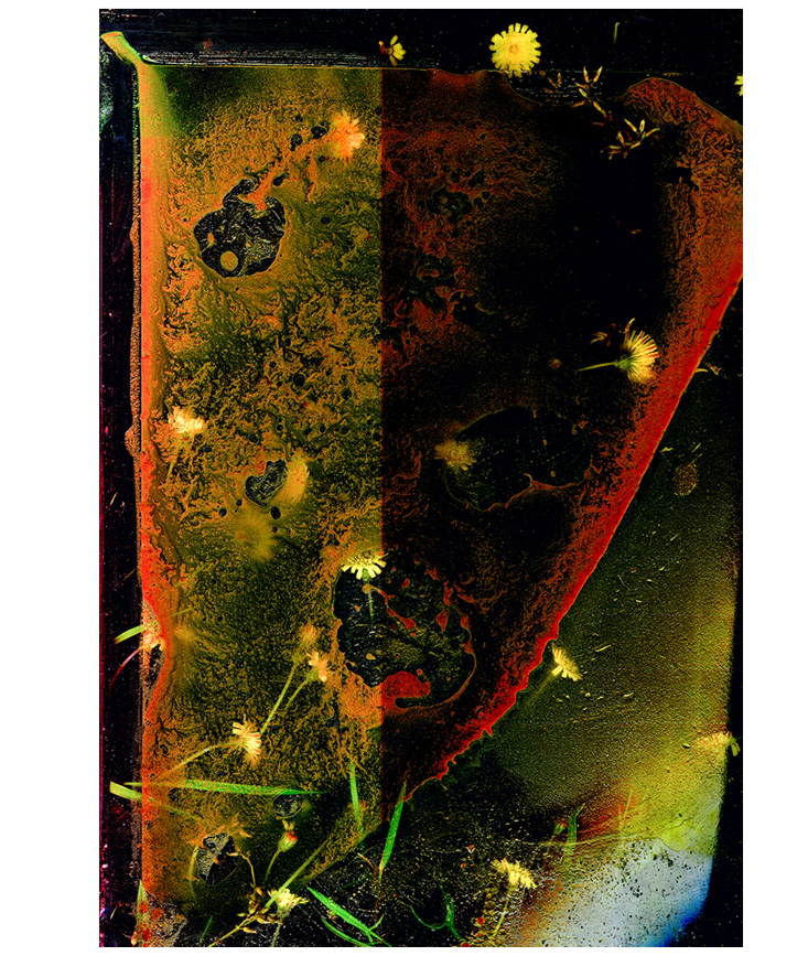 Yvon Ariese, Untitled, Edition of 5 +2 AP 105x148 cm, inkjet print on Hahnemuhle paper.